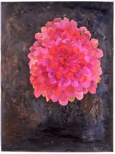 Pink Flower Head 1